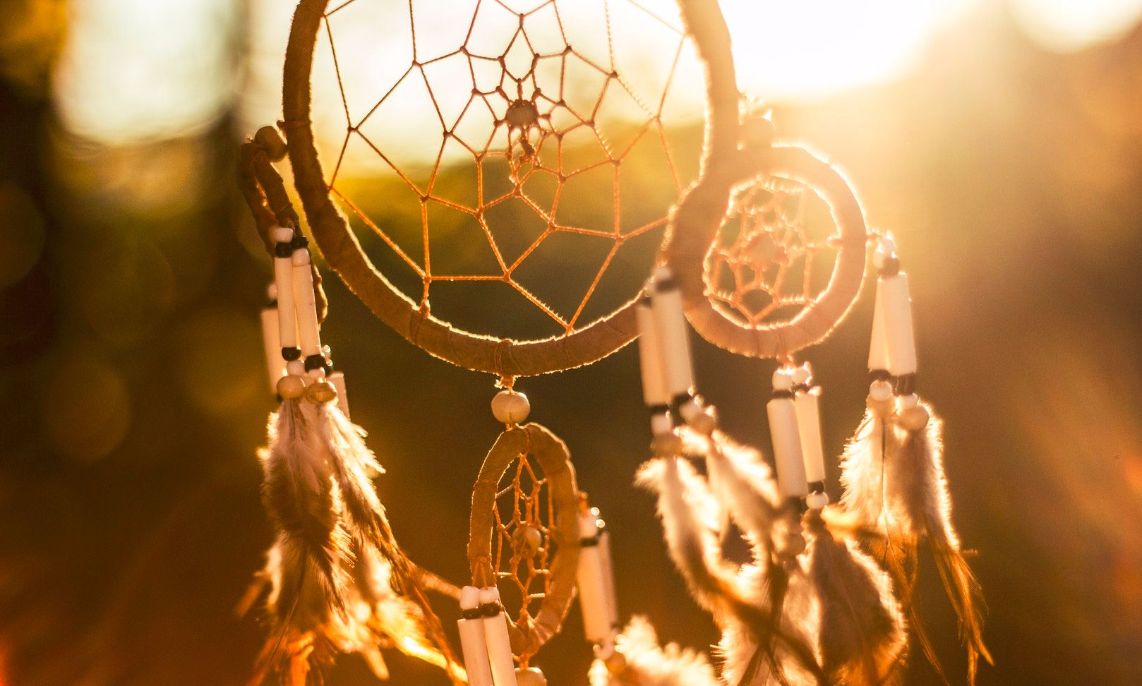 Dreamcatcher for Awake and Away dream bundle